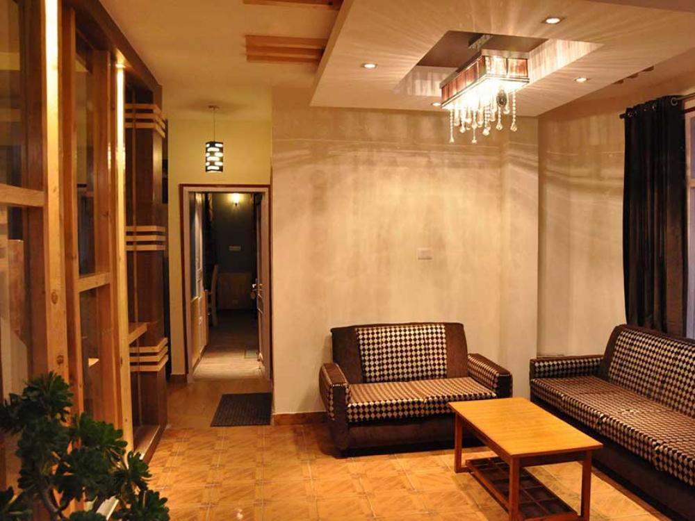 Hotel Ekant LOBBY