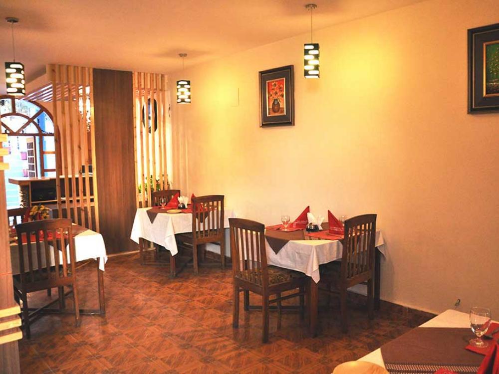 Restaurant in ekant